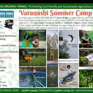 Summer Camp at Varanashi Farms
