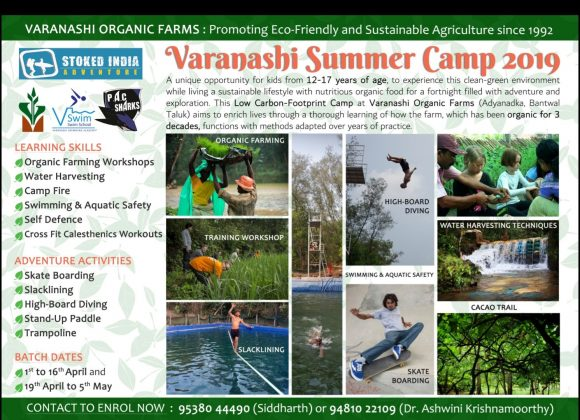 Summer Camp at Varanashi Farms