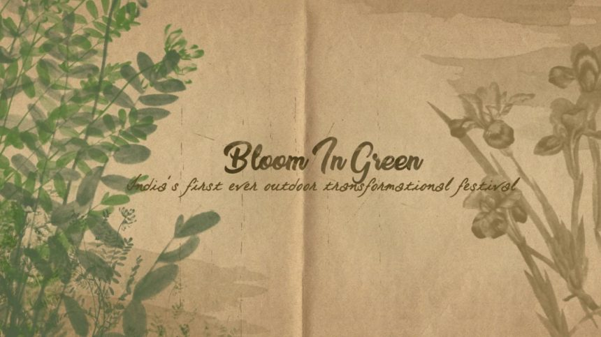 Bloom in Green